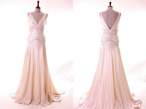 Vintage Wedding Dresses Jenny Packham: Jenny Packham Alice Vintage Style With Modern Line