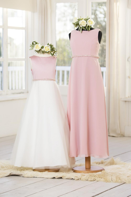 True Bride by Nicki Flynn T640 Junior Bridesmaid Dress - Sell My ...