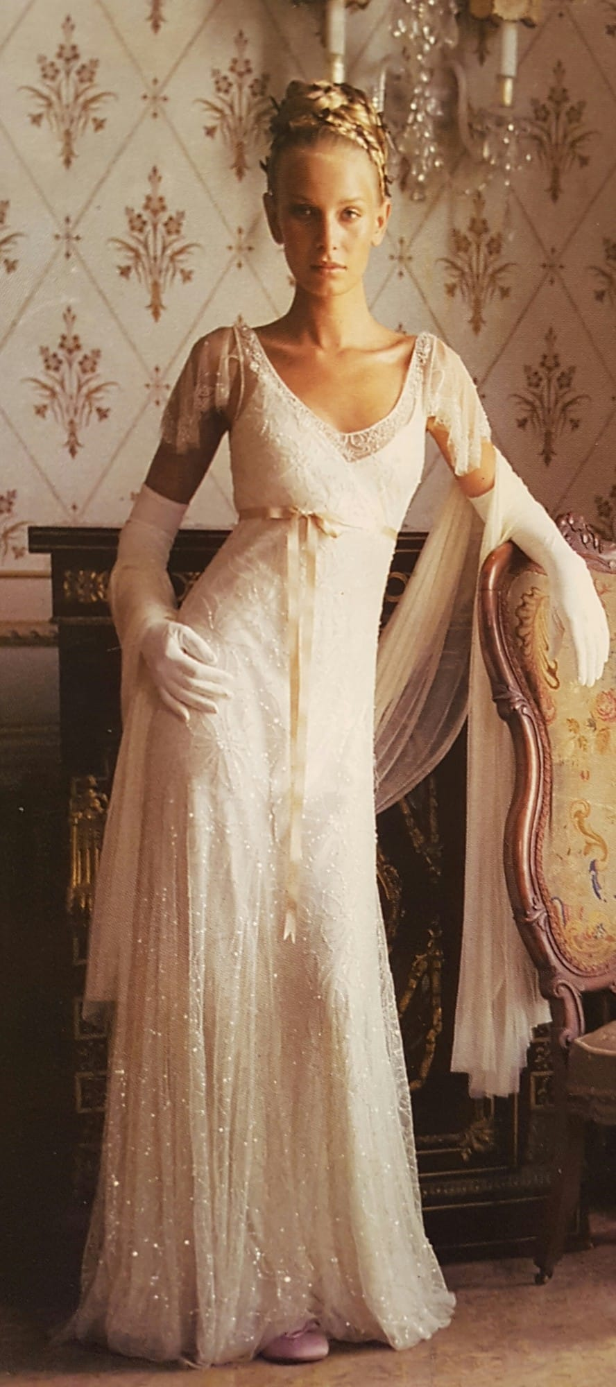 Jenny packham wedding dress buy online