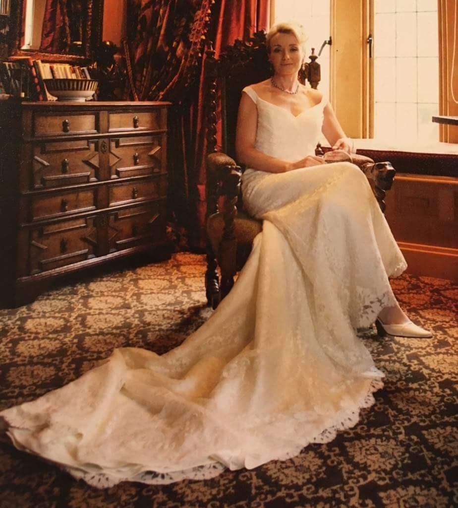 Novia D'Art Dawn Wedding Dress