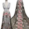 Claire Pettibone Raven wedding dress