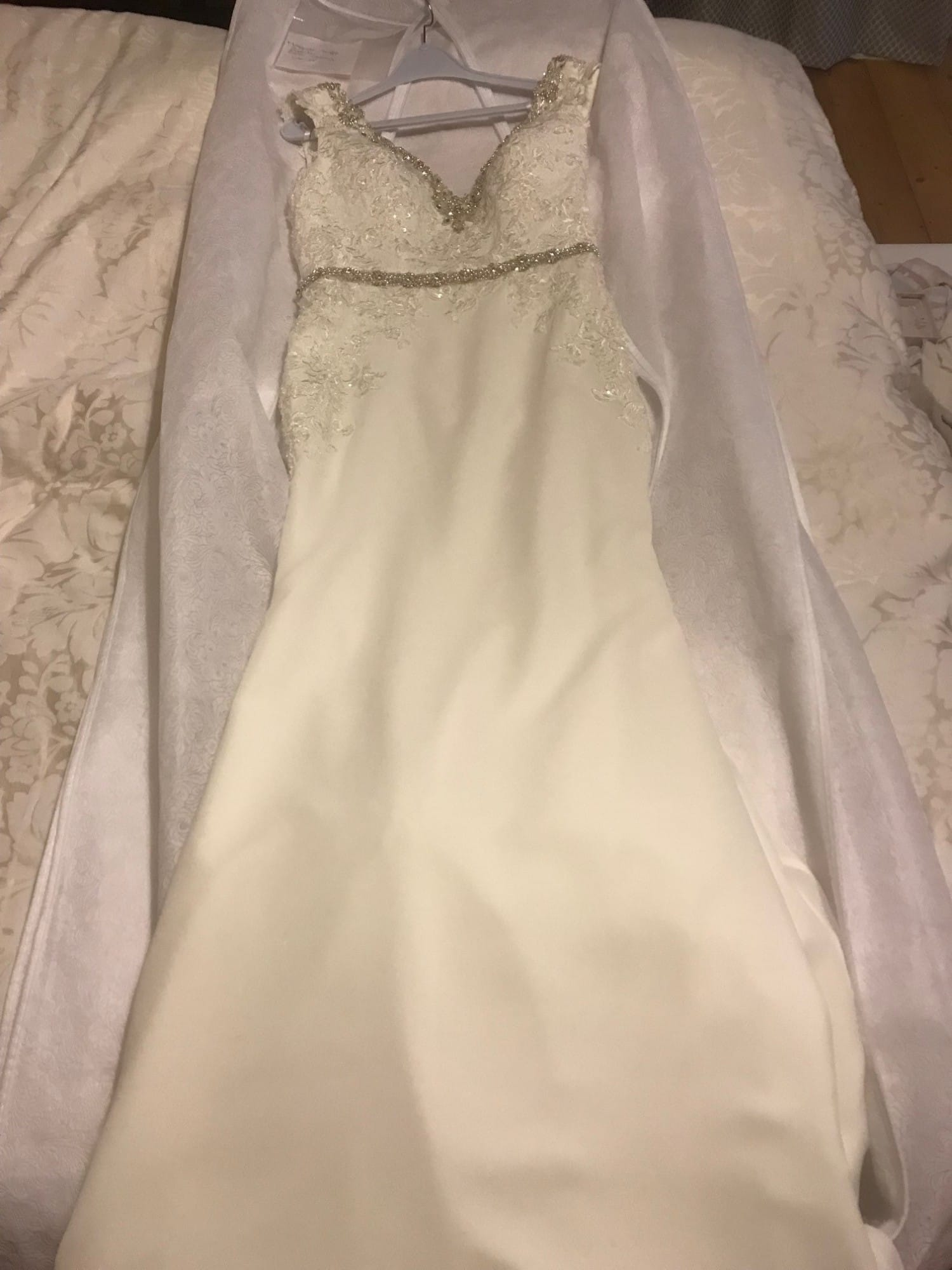 Unworn Margaret Moreland dress