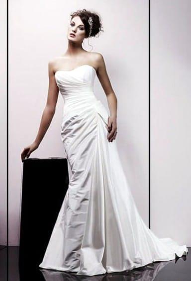 Suzanne Neville Bespoke Gown