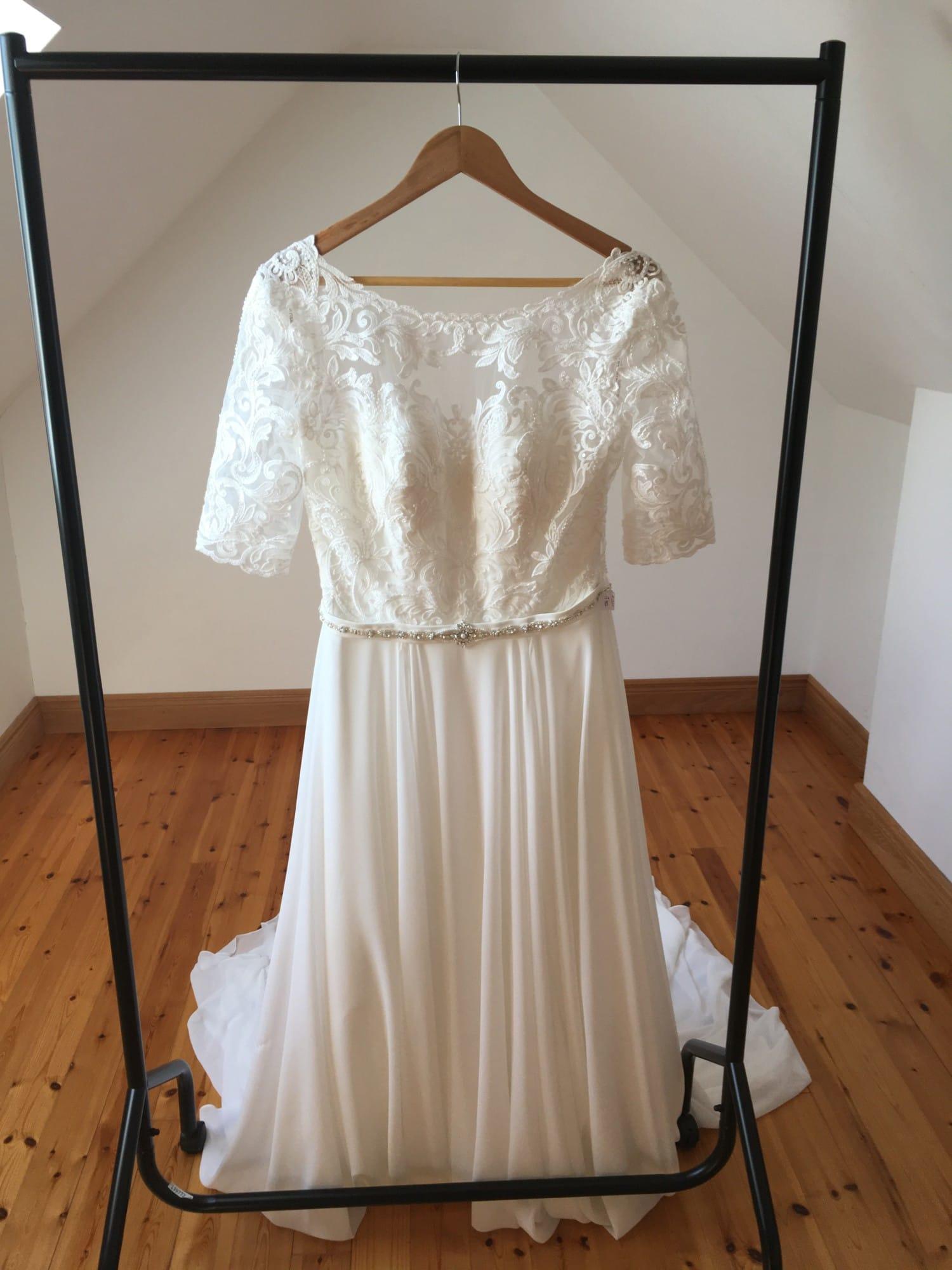 Maggie Sottero Darcy Wedding dress