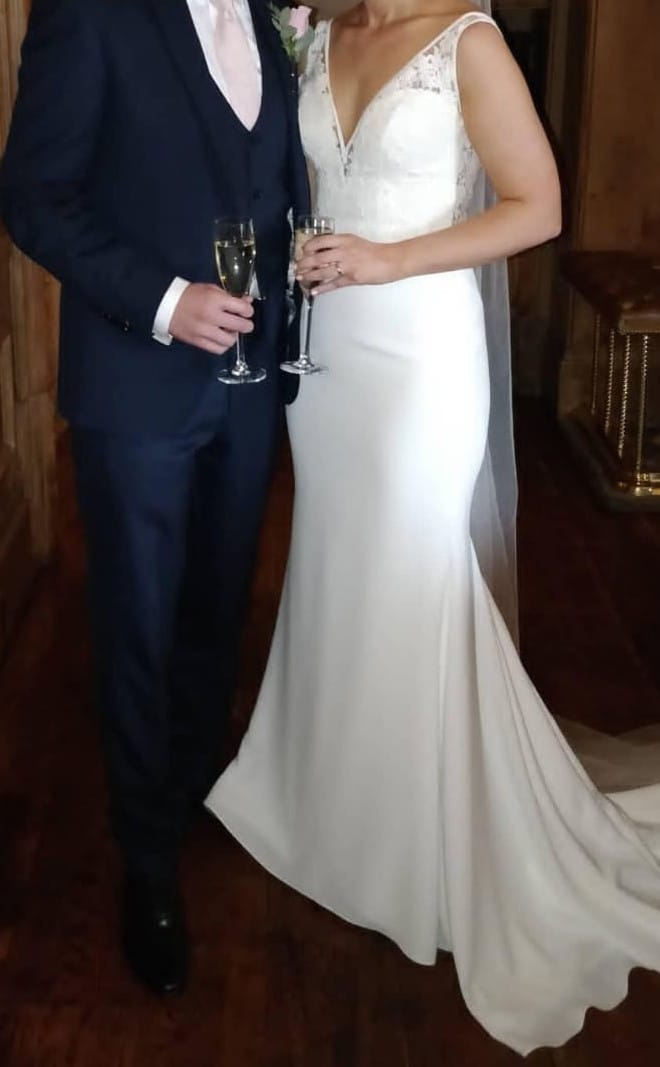 Mikaella Suzi 2195 Wedding Dress
