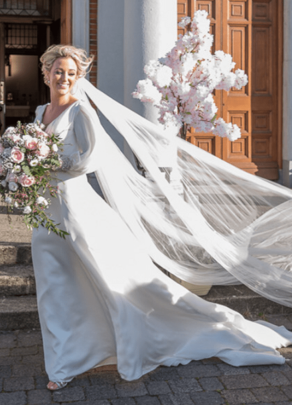 Edel Tuite Bridal Design – Custom made wedding dress