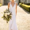 One Day Bridal Kingston – Contemporary statement gown with layered mermaid skirt