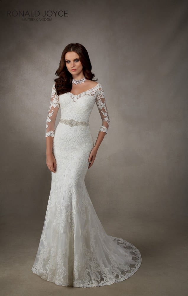 Ronald Joyce Alanna 69107 Wedding Dress