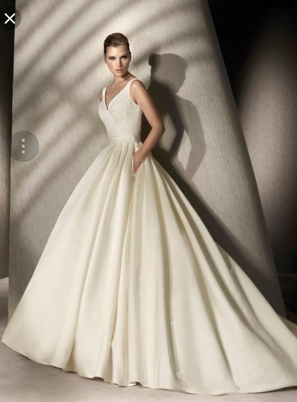 Rociera by San Patrick Wedding Dress