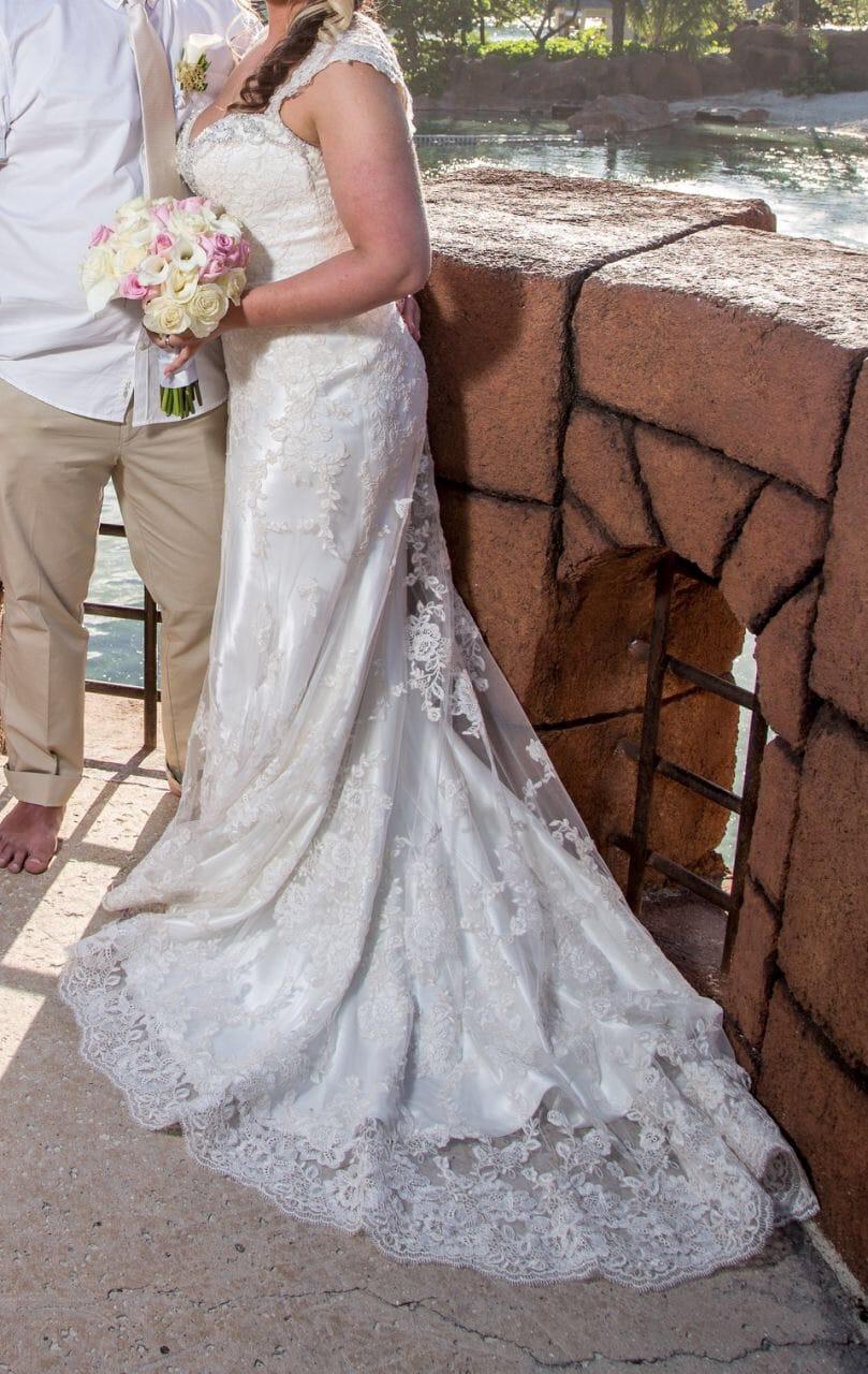 Lady Libby wedding dress