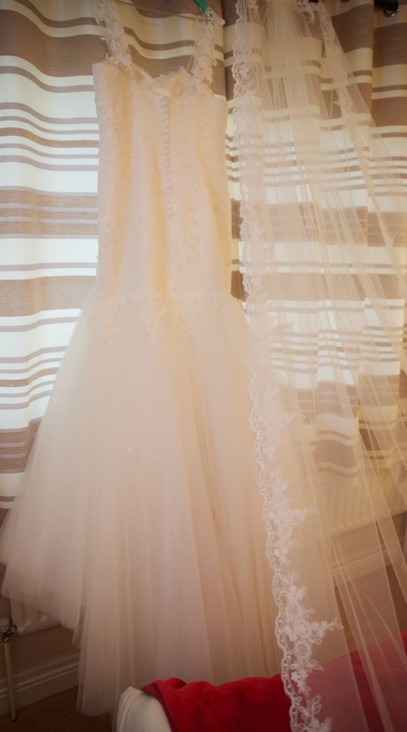Always And Forever Lace Bridal Gown Sell My Wedding