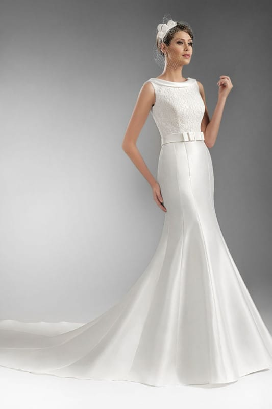 """Agnes """"The One"""" wedding gown"""