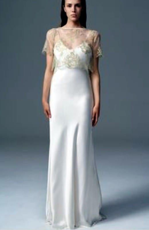 Halfpenny London brand new unaltered wedding dress