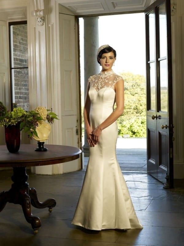 Kathy de Stafford Suri dress