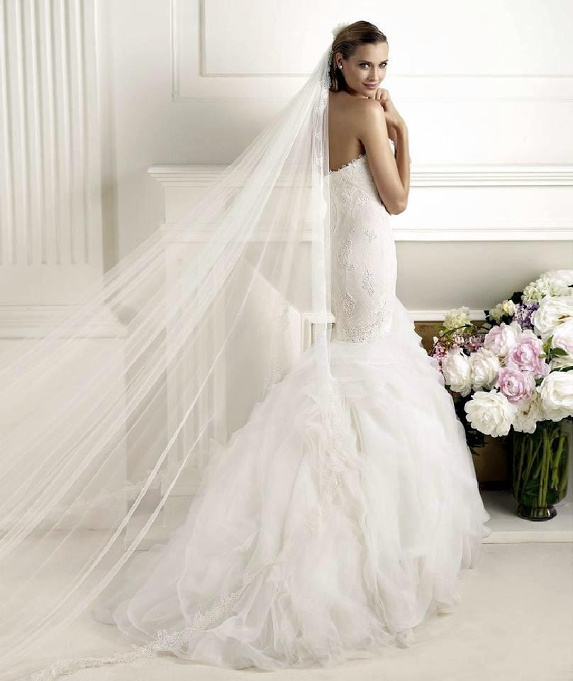 Pronovias Duende - Sell My Wedding Dress Online