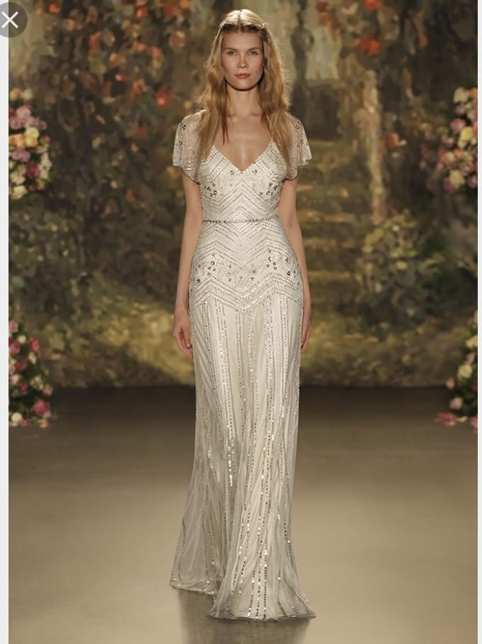 Jenny Packham Portia wedding dress