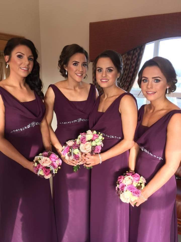 Ronald Joyce bridesmaids dress