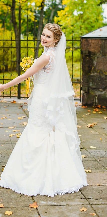 Wedding Dress San Patrick collection