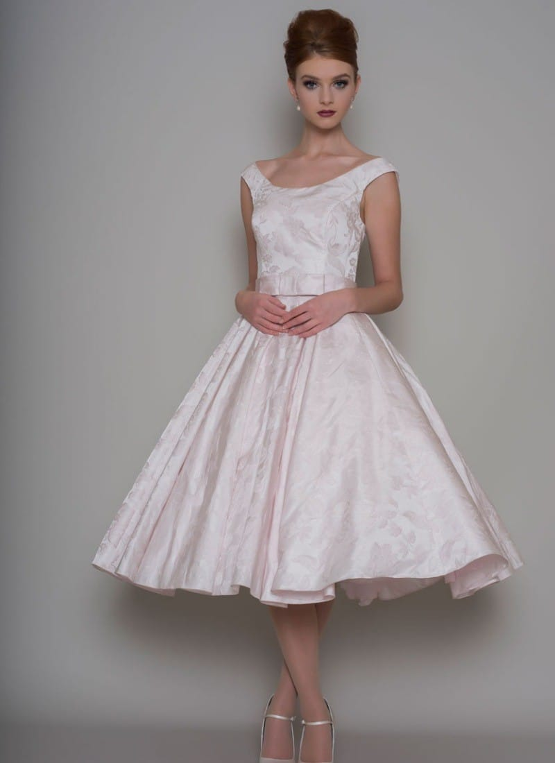 Lou Lou 1950's Vintage Inspired Dress - Sell My Wedding ...