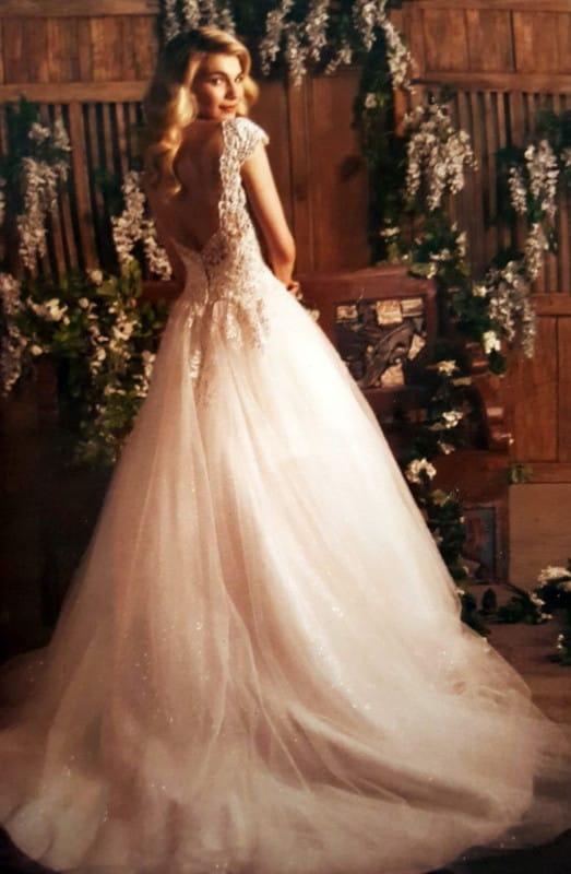 Christine Dando wedding dress