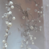 Bridal – beaded hair vine