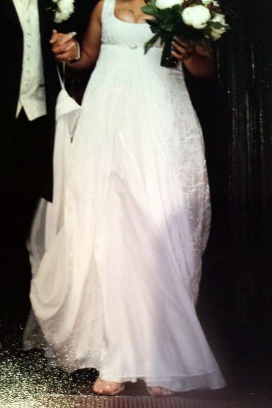 Kathy de Stafford bespoke vintage style dress