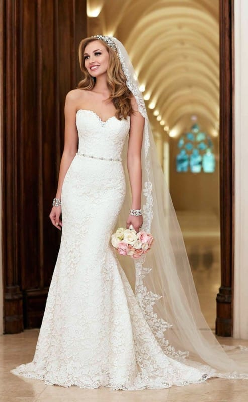 Stella York 6124 wedding dress