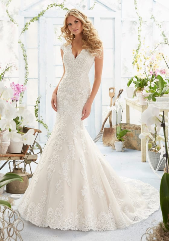 Morilee 2806 Gown