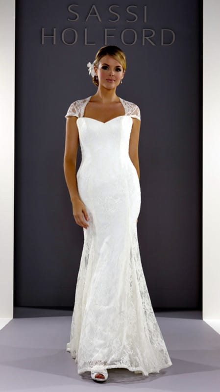 Sassi Holford Sienna wedding dress