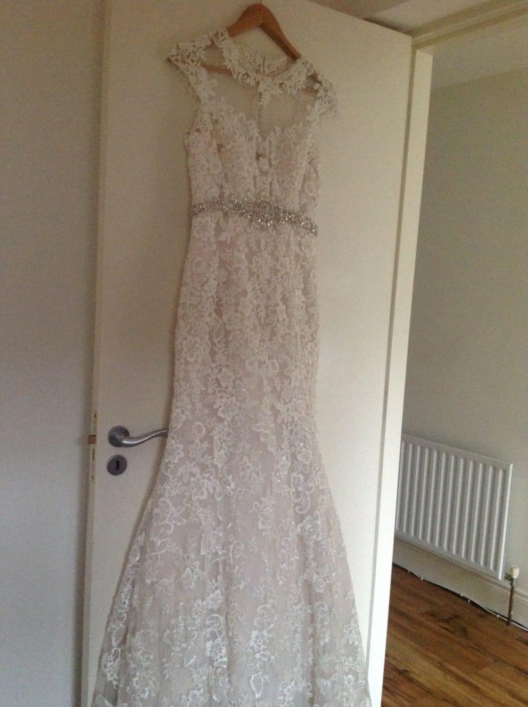 Ronald Joyce Romina Sell My Wedding Dress Online Sell