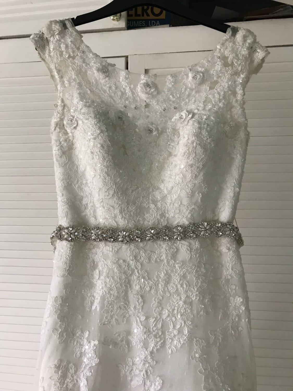 Pronovias Botis Off White Dress Sell My Wedding Dress