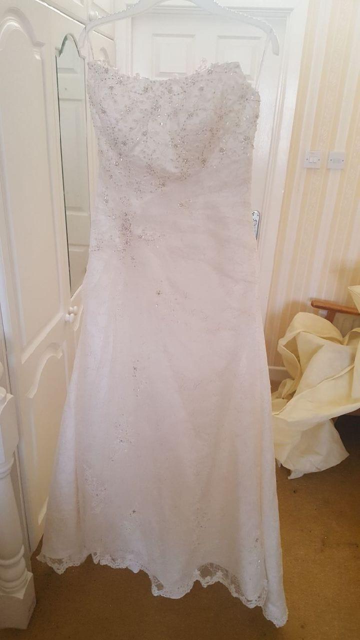 New Justin Alexander 8348 Dress
