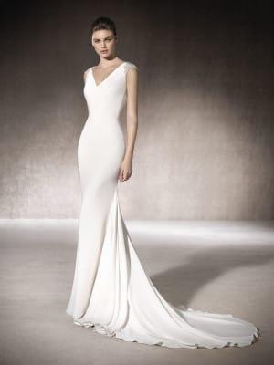 San Patrick Milan bridal gown
