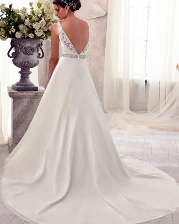 Mori Lee Wedding Gowns: Sell My Wedding Dress Online