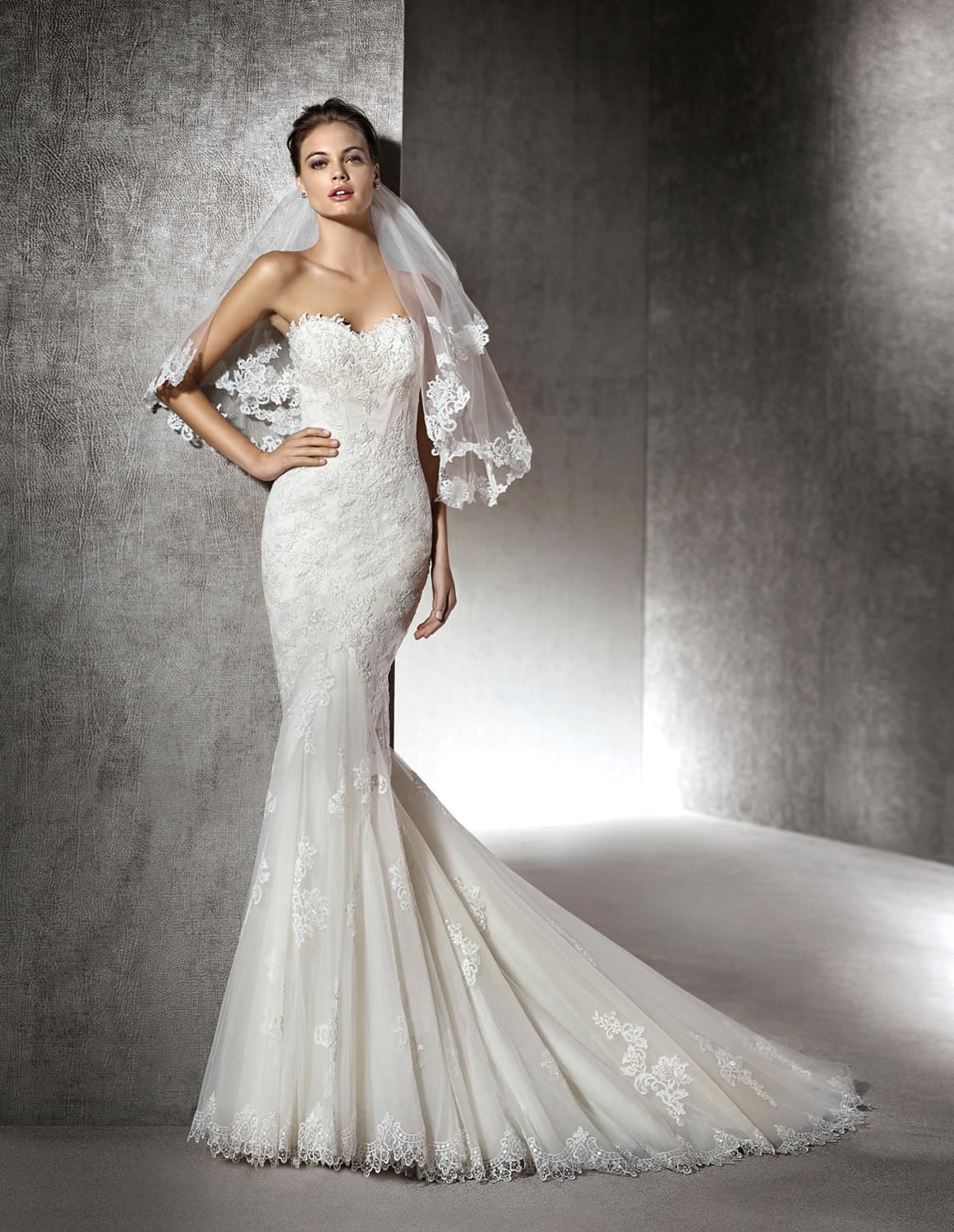 "Beautiful San Patrick ""Sabana"" Wedding Dress"