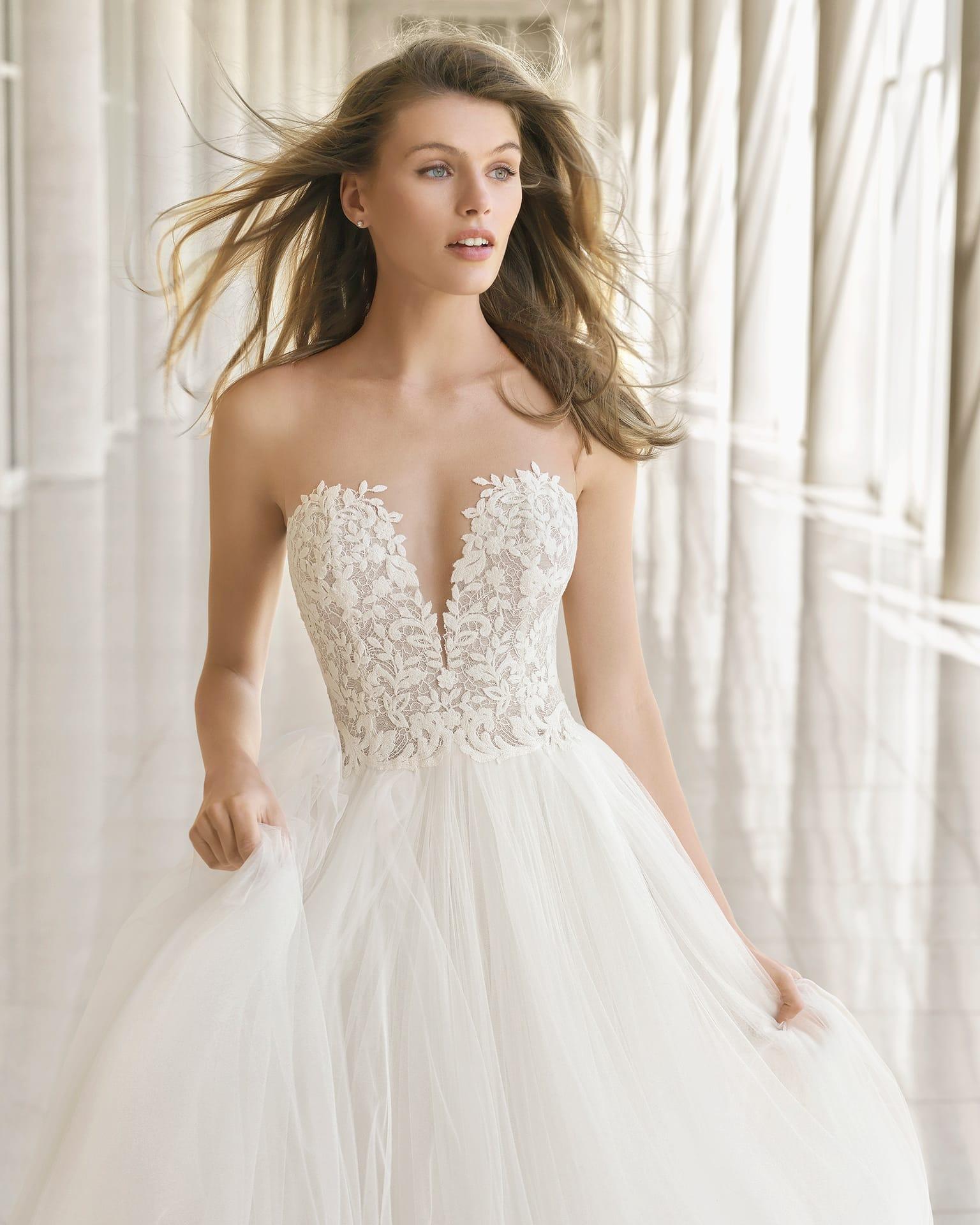 64cefc5660 Rosa Clara Poeta   Petunia Gown - Sell My Wedding Dress Online ...