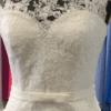Pronovias White One Yuriana Classic Elegant Gown