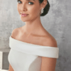 Ronald Joyce Amanda wedding gown & veil