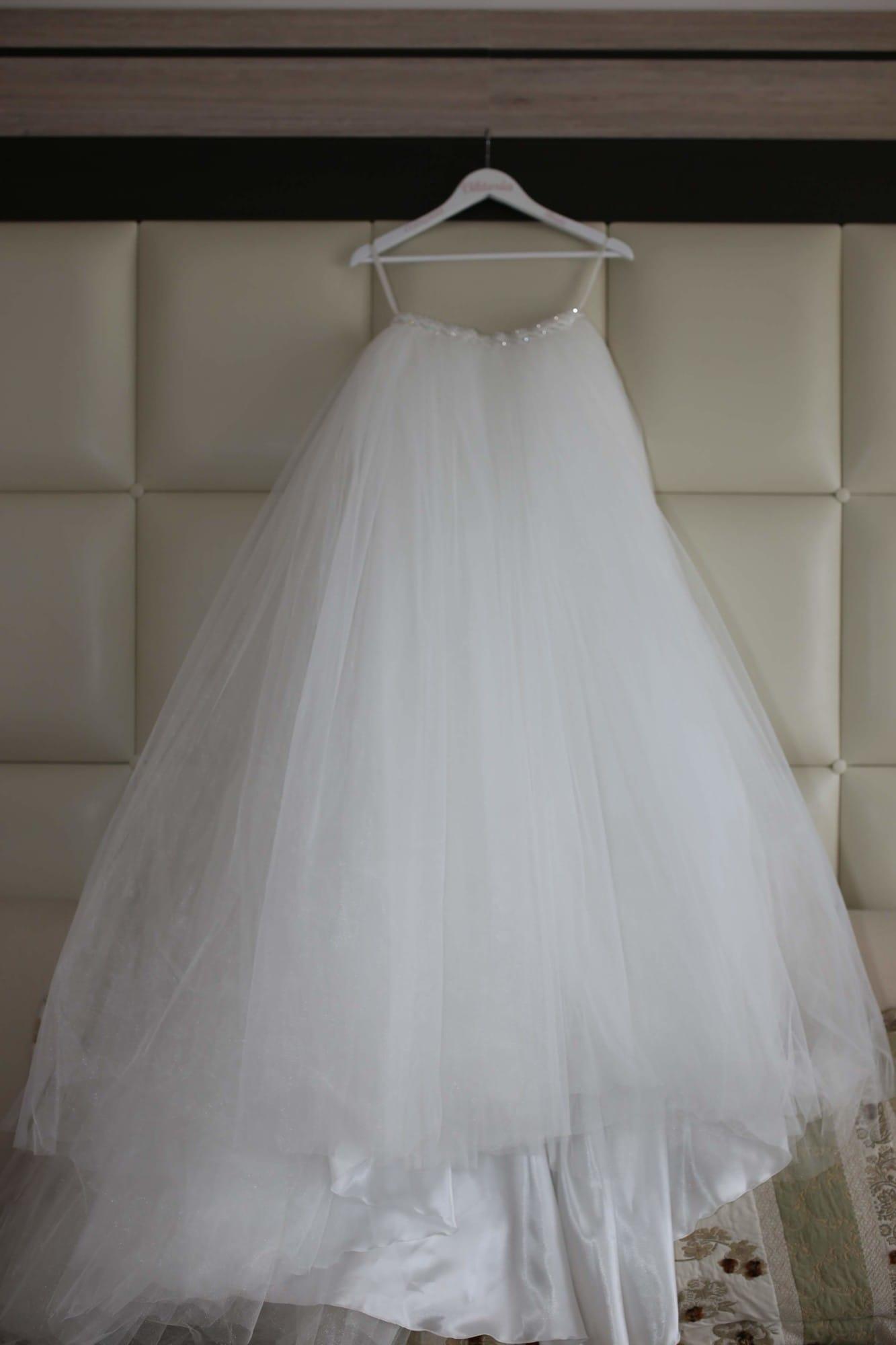 Novia Milena Lux Sell My Wedding Dress Online Sell My
