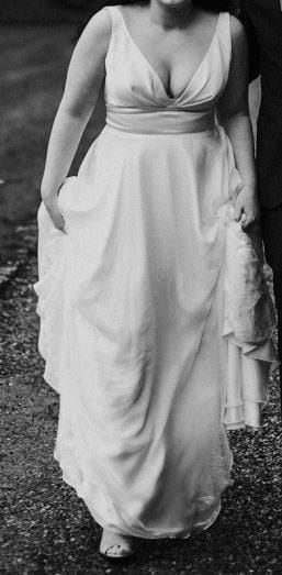 Stephanie Allin Couture Demi Gown