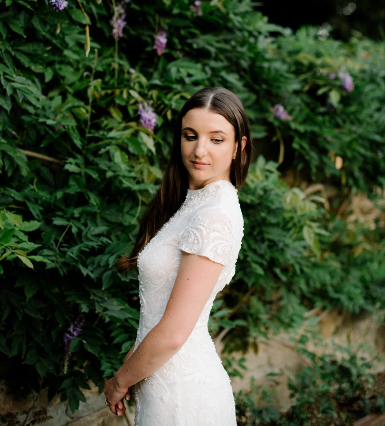 Wedding Gown Alterations Nyc: Ersa Atelier 'Charming' Dress