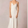 Jenny Yoo Silk Designer Wedding Dress