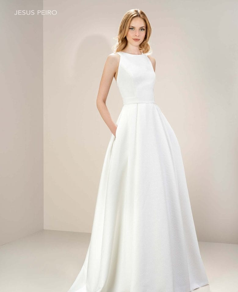Jesus Peiro 8062 wedding dress