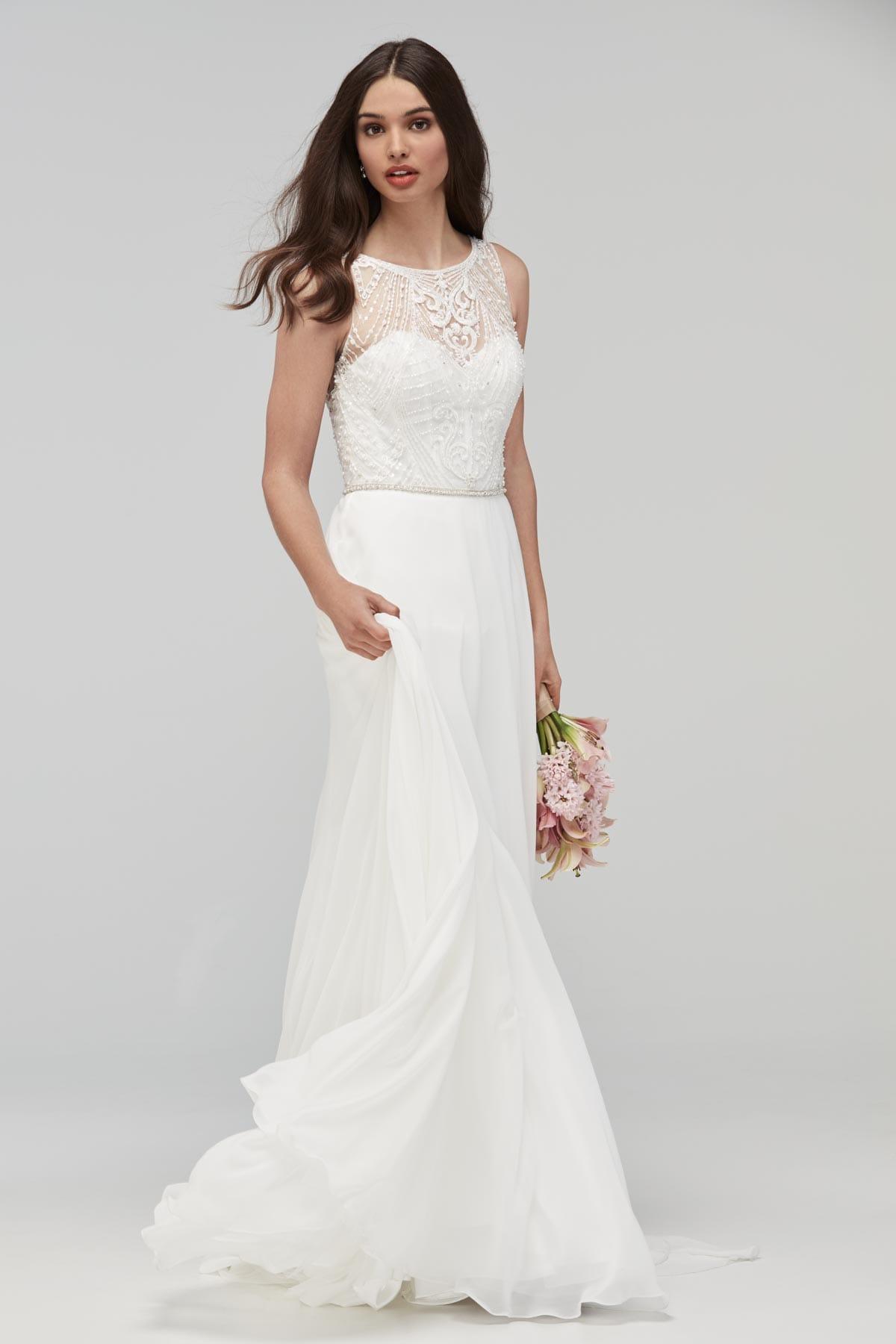 Wtoo Watters Hathaway Wedding Dress