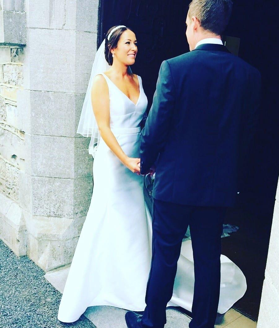 Karen Willis Holmes Leonie/Alexia Wedding Dress