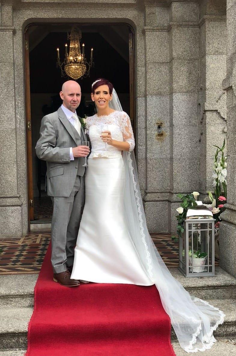 Ronald Joyce Lorna Wedding Dress