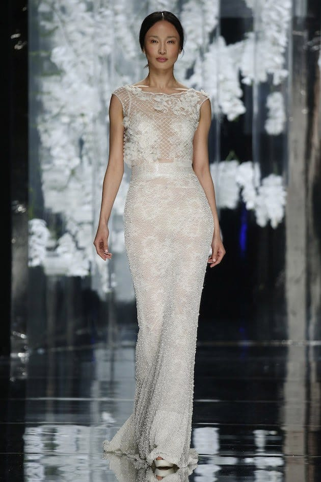 Yolan Cris Guinardo Gown from The White Gallery
