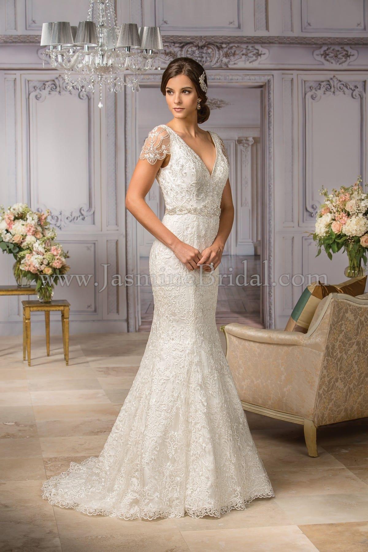 Jasmine T182008 Gown