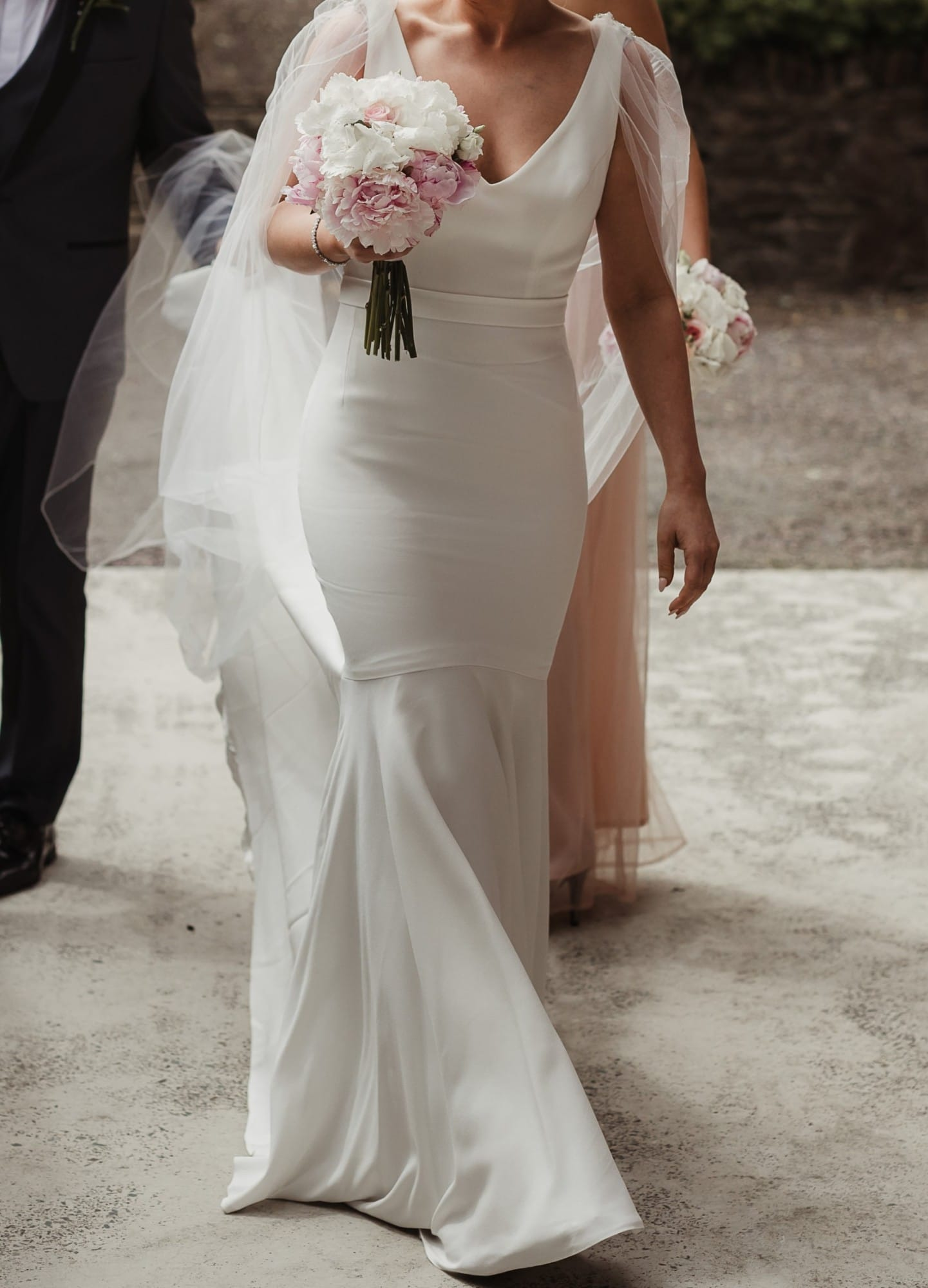 Kathy de Stafford Bespoke Gown