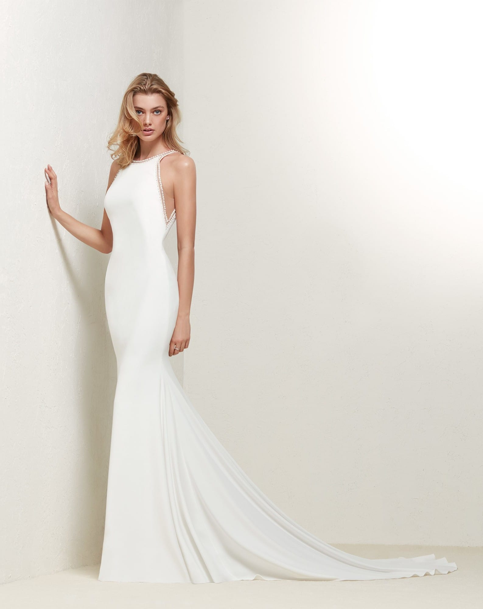 Pronovias Drabea 2018 Wedding Gown